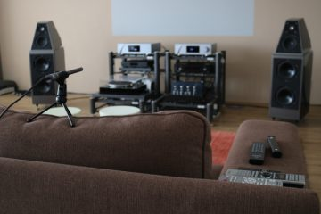 Home Audio Fidelity – Loudspeakers & room digital correction services