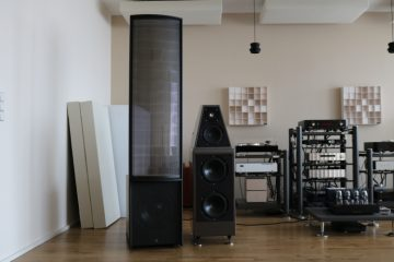 HFA Audio Setup History 29 – Speakers and Amps – Dec 2017/April 2018