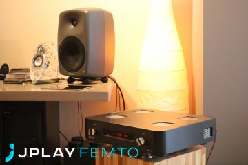 JPLAY FEMTO Music Server and Renderer software