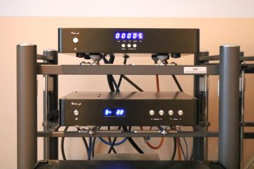 Audio GD R8 DAC, Master 1 preamp, Master 3 power amp, and Magna Hifi ACSS cables – part 3/3