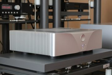 Naiu Laboratories Ella MK2 power amplifier