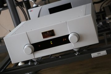 Goldmund Telos 590 Nextgen Integrated Amplifier