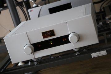 Goldmund Telos 590 Nextgen Integrated Amplifier