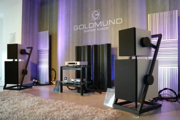 Goldmund Satya Active Loudspeakers