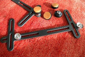 Artesania Carbon Fiber Linear Arm upgrade for Exoteryc Racks