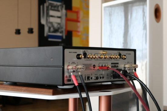 Mark Levinson no  5805 Integrated Amplifier | HFA - The