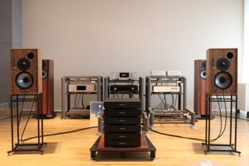 Graham Audio LS5/9, LS5/9f, and LS5/8