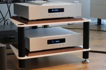 Jay's Audio CDT-2Mk2 and DAC-2 Signature