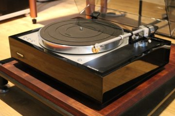 Thorens TD1601 Turntable – part 2