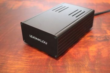 Lejonklou Entity MC Phono Stage