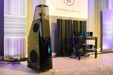MBL show at PUUR audio, video & domotica