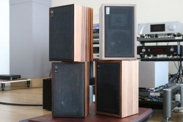 Graham Audio LS3/5 and LS3/5A with SUB3