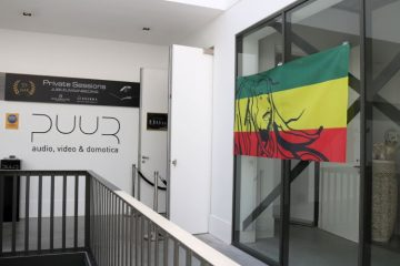 Bob Marley & The Wailers event and AFK Snelloket visit at PUUR audio, video & domotica