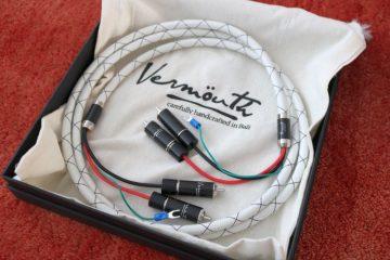 Vermouth Audio Reference Phono Interlinks