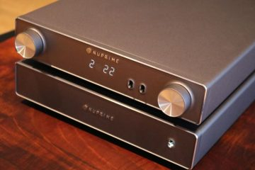 NuPrime AMG-PRA with 2x AMG-STA power amplifier