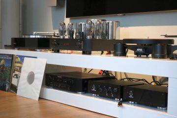 Thorens TD1601 vs AVID Diva II SP – Mini Review