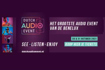 Dutch Audio Event 2021 – Industry Update