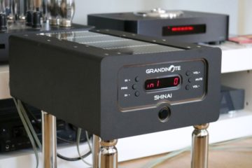 Grandinote Shinai Class-A integrated amplifier